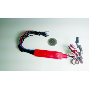 Контролер - 8 канален за управление на светодиодни ленти.