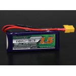 Turnigy nano-tech 1500mAh 2S 25-50C Lipo Pack