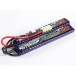 Turnigy nano-tech 2000mah 2S 15 - 25C Lipo Airsoft Pack (2pcs)