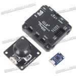 Qc Alexmos BGC V3.3 3-axis Brushless Gimbal Controller DRV8313 & Joystick Controller & Protective Shell