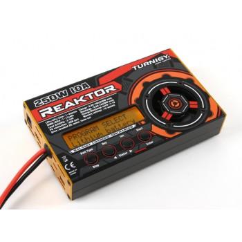 Зарядно за батерии - Turnigy Reaktor 250W 10A 1-6S Balance Charger