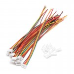Конектор - JST - HX (4S) - с кабел (1чифт)