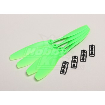 Slow Fly Electric Prop 8045R (Green)