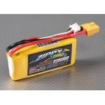 ZIPPY Compact 1300mAh 2S 25C Lipo Pack (2 клетки 7.4 волта)