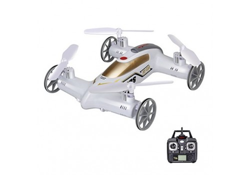 CAR-QUADCOPTER